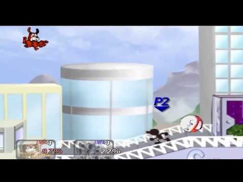 Super Smash Bros Crusade: Duck Hunt Dog