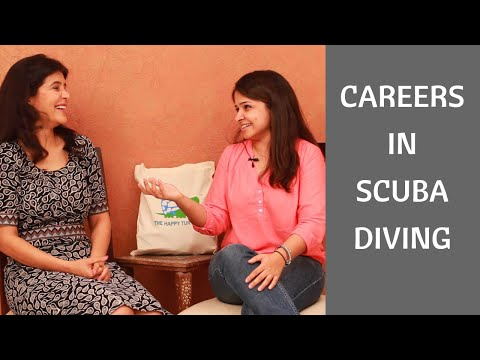 Careers in Scuba Diving: A Journey from Engineer to Diving Instructor | How to Become a Scuba Diver