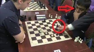 CHESS - Brutal error of Praggnanandhaa R  vs Timofey Smirnov from Russia