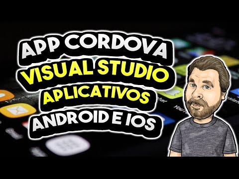 Crie APLICATIVOS para ANDROID E IPHONE no VISUAL STUDIO