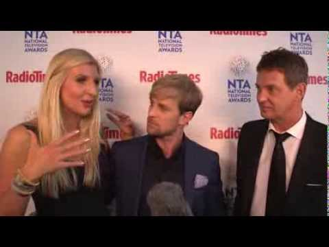 National Television Awards 2014: Radio Times meets I'm a Celebrity... Get Me Out of Here!