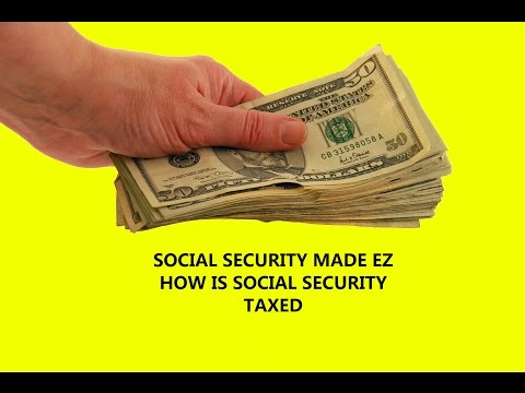 How Social Security Income Benefits Are Taxed