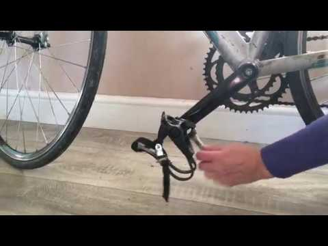 How to remove a stiff pedal