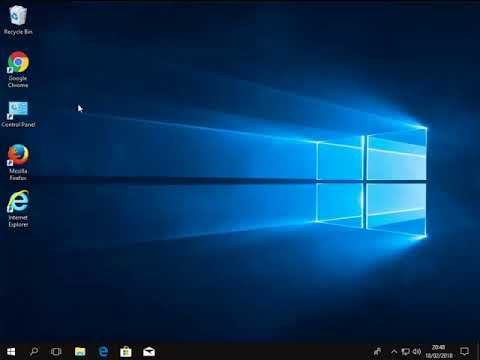 Windows 10 Find Lost Files and Programs