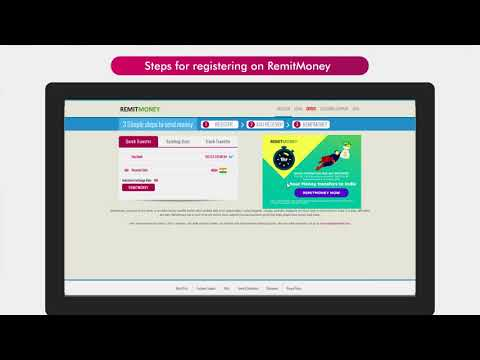 How to send money to India from Australia and Singapore? - RemitMoney