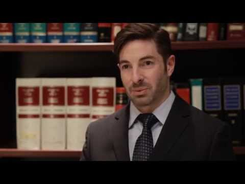 Family Lawyer Todd Slonim of Toronto, Ontario