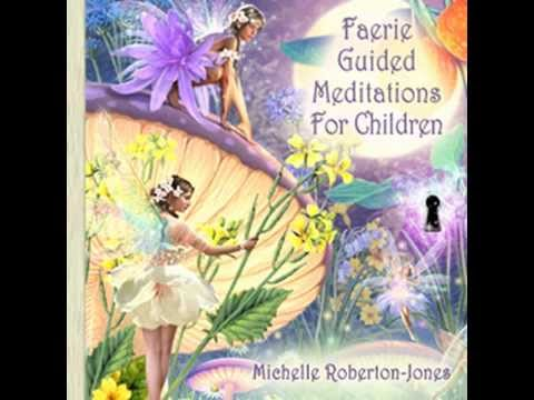 A Kiss - Faerie Guided Meditations for Children by Michelle Roberton-Jones