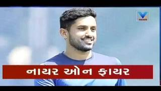 India v England : Karun Nair becomes second Indian player to score 300 in Tests | Vtv Gujarati