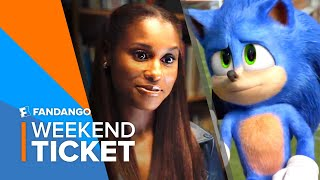 In Theaters Now: Sonic the Hedgehog, The Photograph   Weekend Ticket