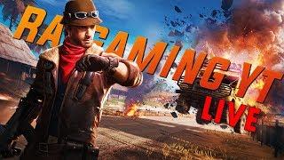 Pubg Mobile Season 9 Funny Gameplay 🔴Live Streaming | RajGaming Yt | RG | SRB Team