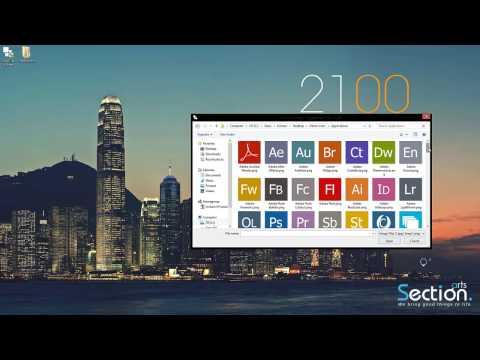 How to change Windows 8 Metro Icons