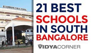 21 Best Schools in South Bangalore | Top CBSE Schools | Top ICSE Schools