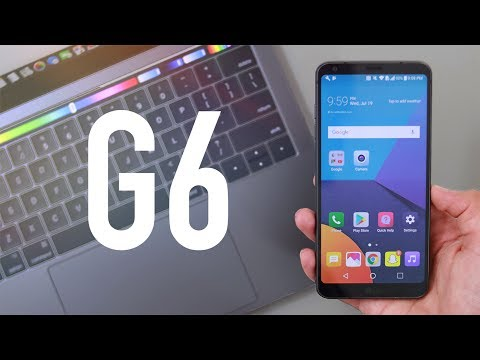 LG G6 Unboxing/ Review 2017 - 6 Months Later Is it worth it?