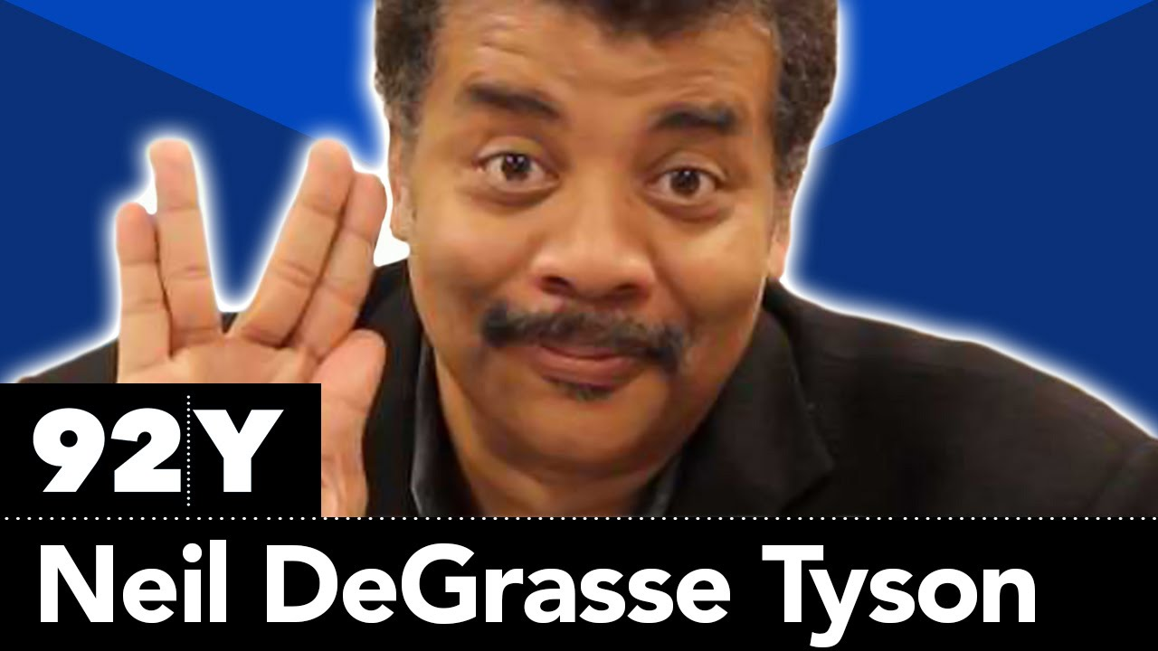Neil DeGrasse Tyson: Blackholes and Other Cosmic Quandries