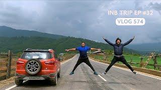 Trongsa - Bumthang Valley, A heavenly drive to East Bhutan, INB Trip EP #32
