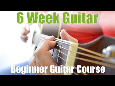 Sore Fingers from Playing Guitar -  Guitar Basics for Beginners