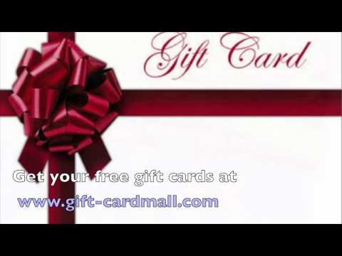 Gift Card Mall Online