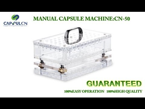 Part 1 Manual capsule filler machines models introduction video,encapsulation for veg capsules