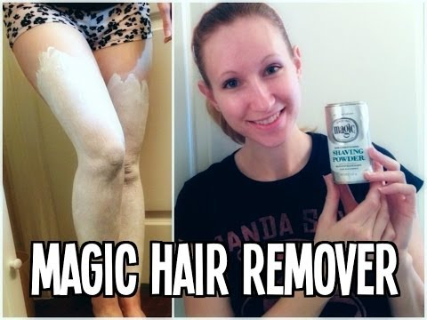 My Secret to Magic Hair Removal