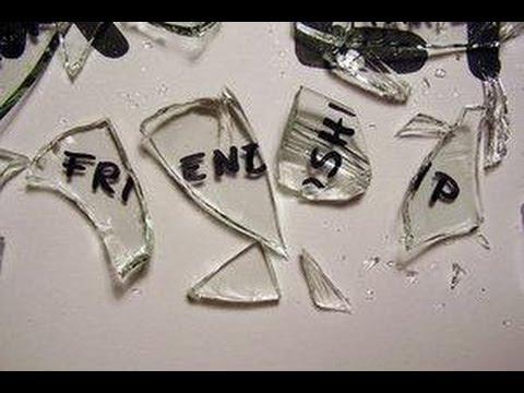How to Deal: Best Friend Breakup! =((