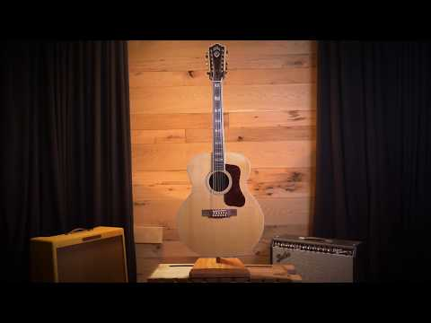 Guild F-512 12 String Demo with Trevor Menear