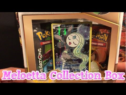 Pokemon Opening - December Mythical Collection Boxes