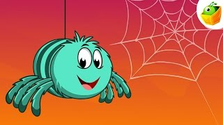 Incy Wincy Spider | English Nursery Rhymes | Magicbox English Kids Channel