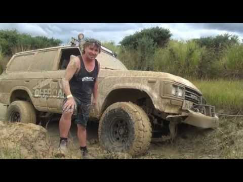 Achilles Radial off road tires video