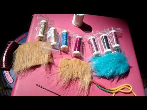 DIY Tutorial: How to Make Your Own Sparkle Fur