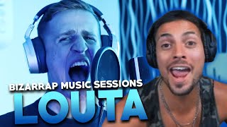 REACCION A LOUTA    BZRP Music Sessions #20