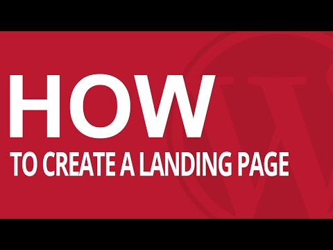 How to Create Landing Page in WordPress with Enfold Theme