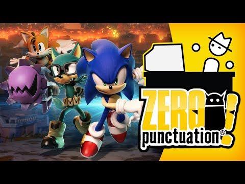 Sonic Forces (Zero Punctuation)