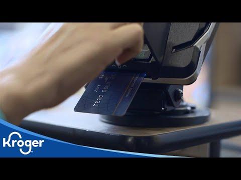 Chip Card Checkout | VIDEO | Kroger
