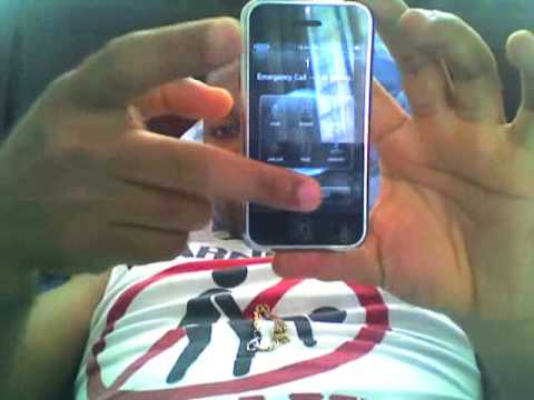 iphone emergency call 1.wmv