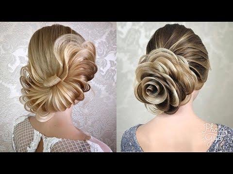 Beautiful Hairstyles and Amazing Hair Hacks Tutorials 2018!!!
