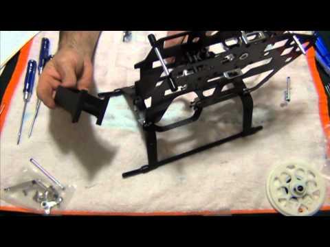 chaos gasser frame build 3