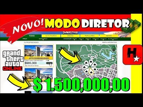 GTA 5 $1.500,000,00✅NOVO GLITCH DO MODO DIRETOR SEM RISCO DE BAN✅SOLO MONEY GLITCH GTA V 1.43✅PS4