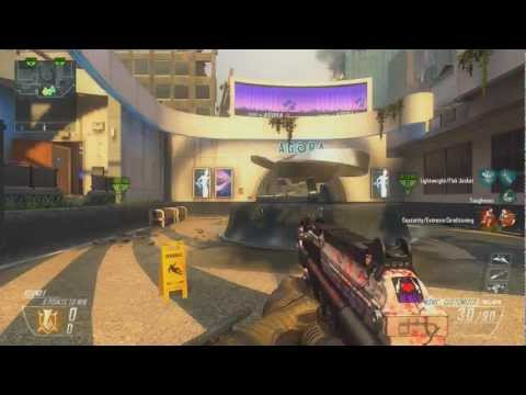 Black Ops 2 | SOLO League Play | 4 Man Ace