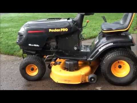 HOW TO REPAIR the STEERING LINKAGE on a common RIDING LAWN Mower ~Craftsman Poulan etc...