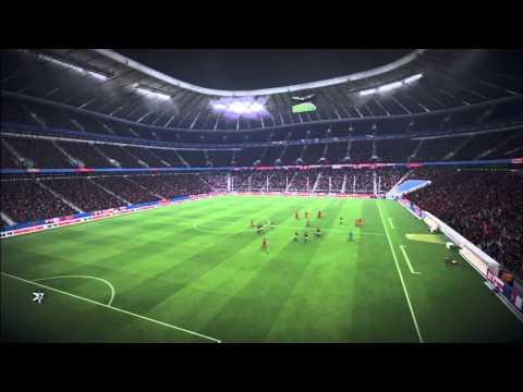 FIFA 14 Ultimate Team || Non-Rare Bundes VS Dream Team
