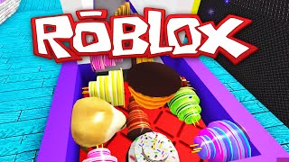 Roblox Adventures / Make a Cake / We Must Feed the Giant Noob!