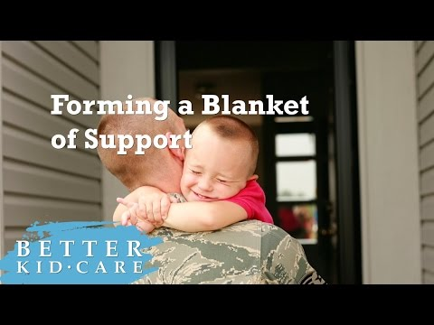 Forming a Blanket of Support