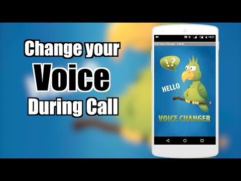 How To Change Your Voice During Call.