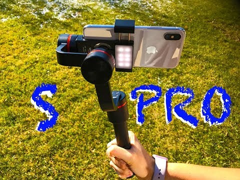 ViewFlex 3-Axis Hand Held Gimbal S Pro Review