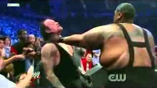 Undertaker vs Big Daddy V
