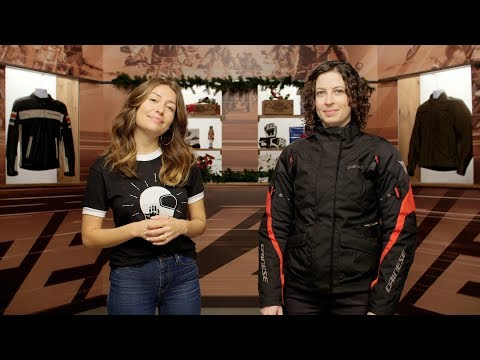 Dainese Women's Tempest 2 & X-Tourer D-Dry Jacket Review