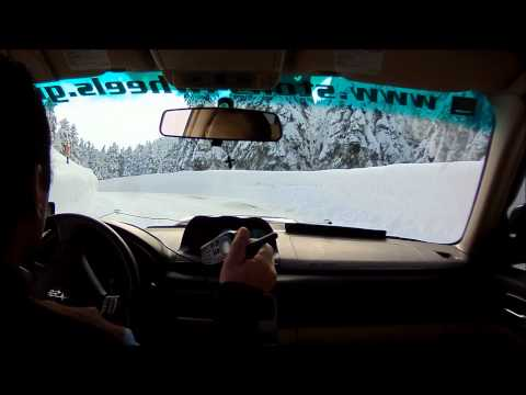 Subarus in the best on snow, winter 2012