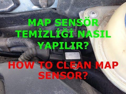 How To Clean MAP? Passat 1.9 TDI AVF