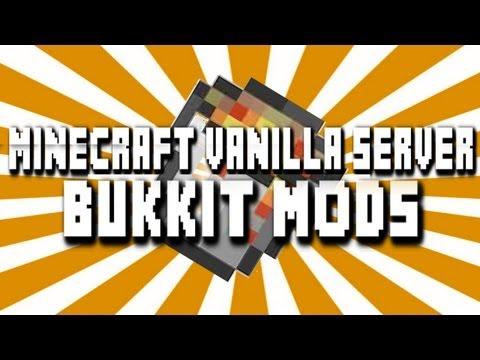Vanilla Server with Bukkit Command Plugins!! - Fihgu's Command Mods Install Tutorial!