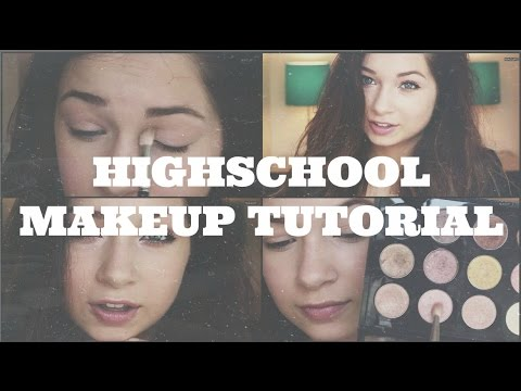 High School Makeup Tutorial // Back to School Series | Tori Sterling ♡